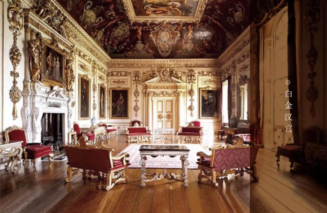 英国白金汉宫装饰