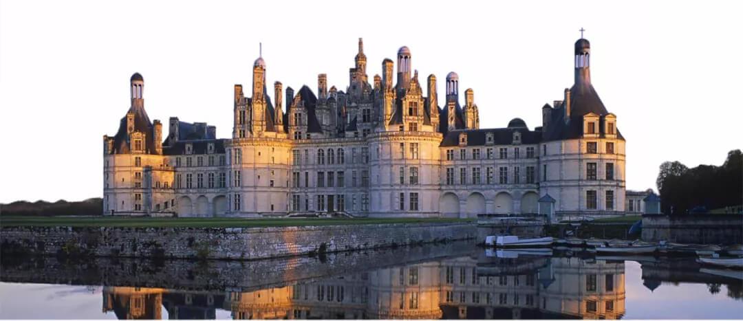 法国王室香波堡
