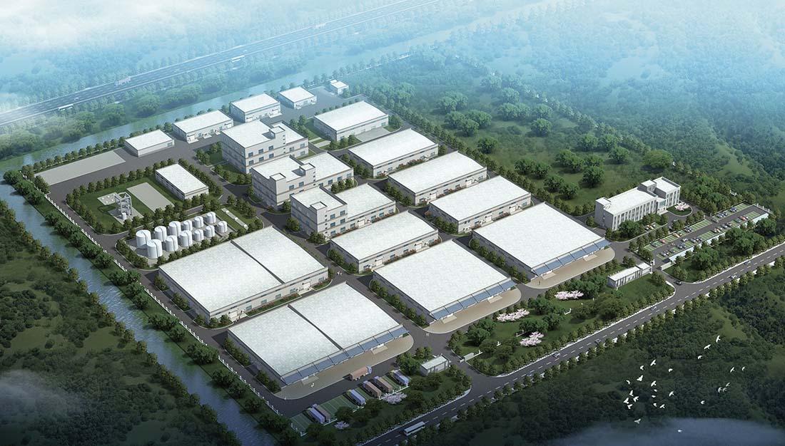 JCC天洋工厂