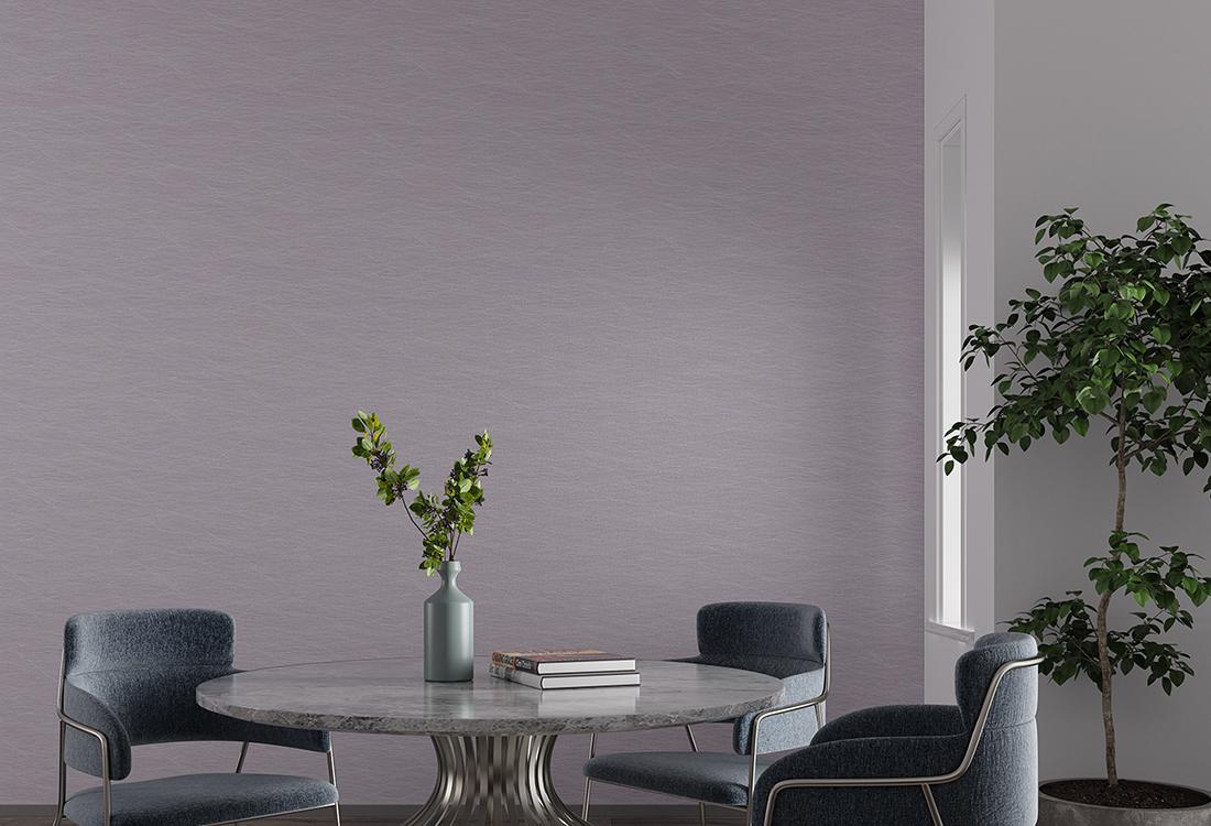 紫色纯色纹理轻奢简约风格墙布