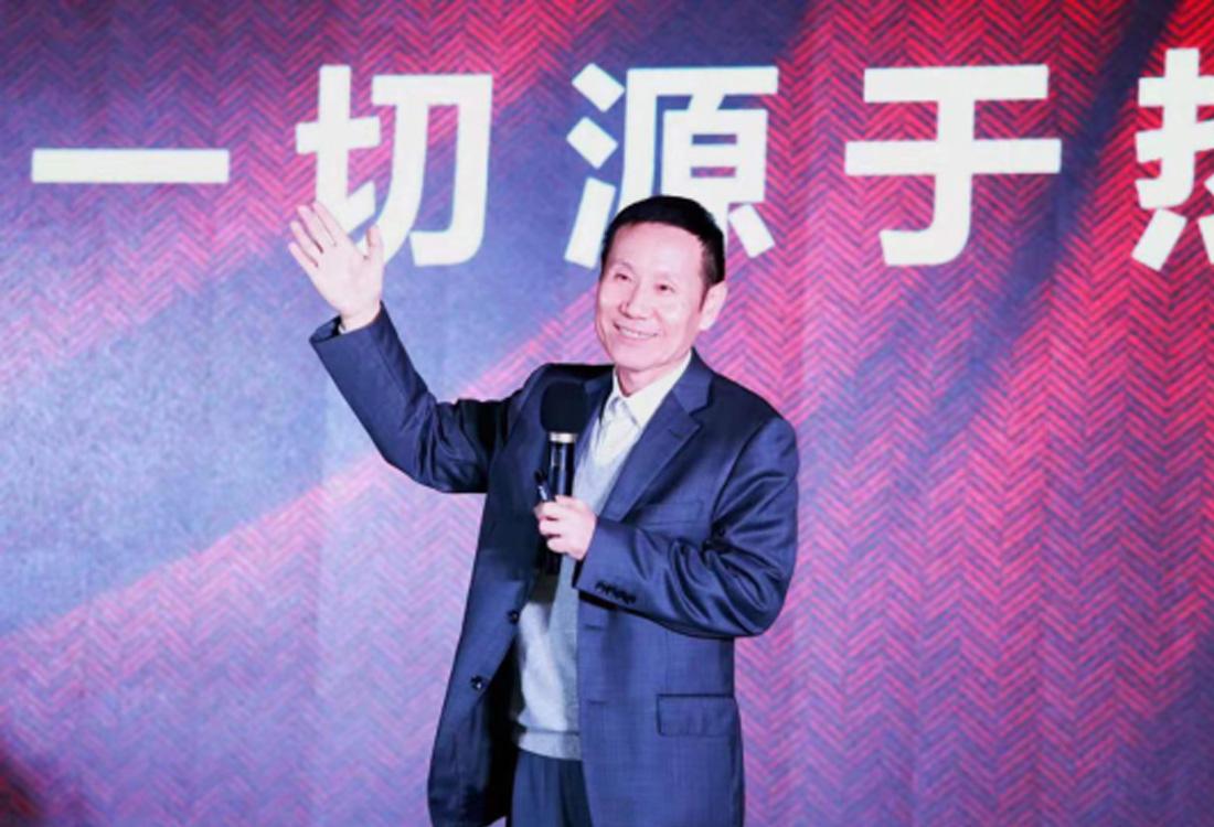 JCC天洋墙布董事长—李哲龙先生