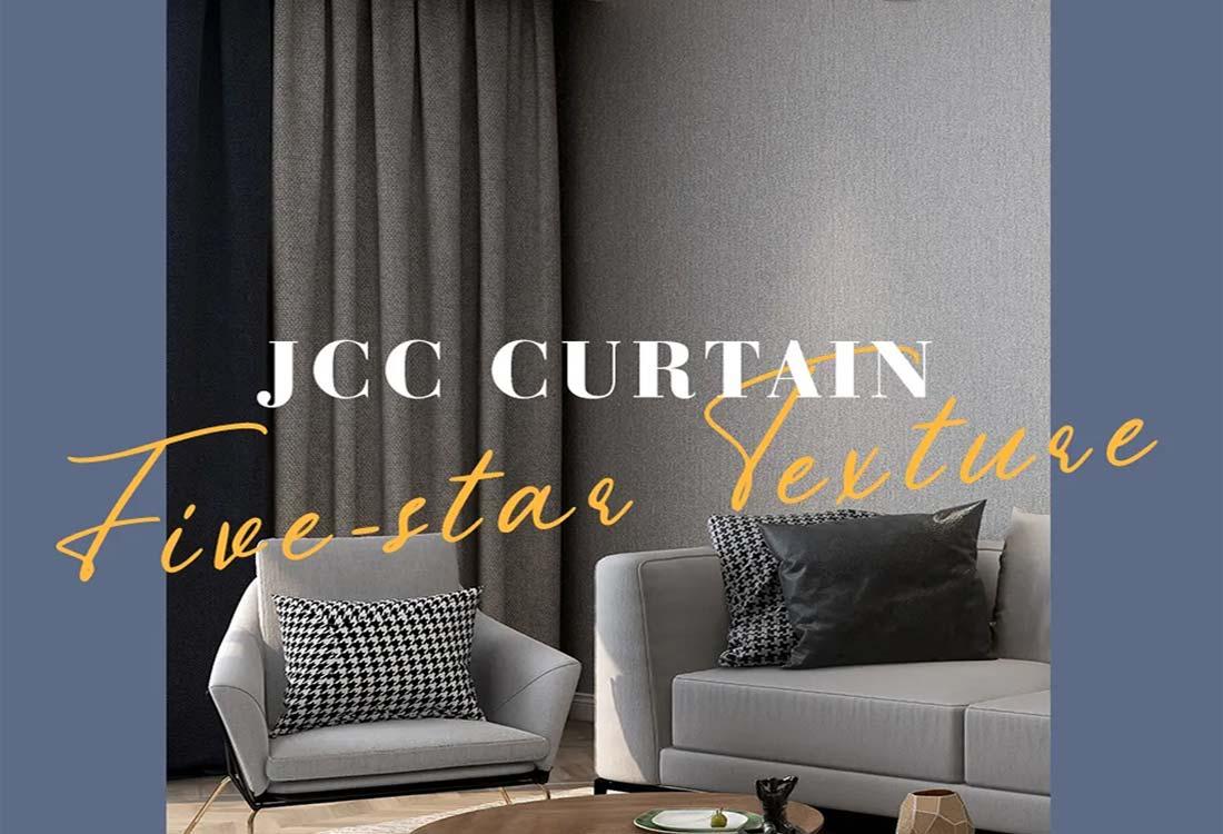 JCC天洋墙布窗帘壁画软装整体搭配