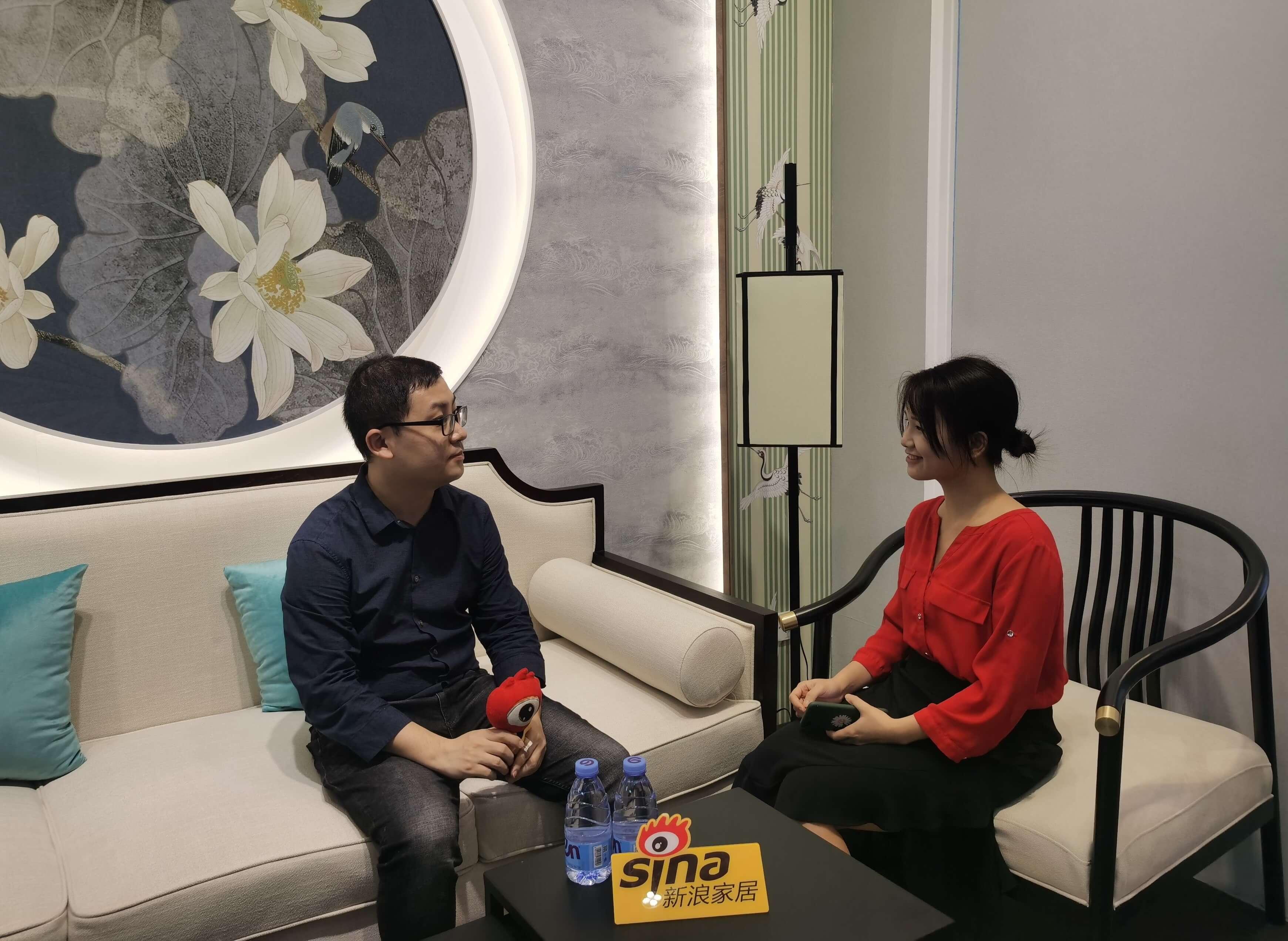 李总接受专访