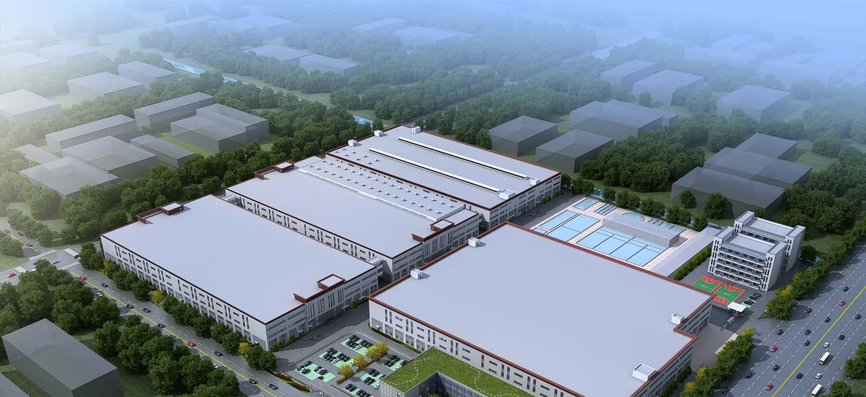 天洋墙布工厂